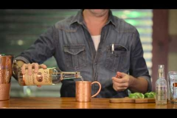 Embedded thumbnail for Recept za Tito's American Mule