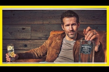 Embedded thumbnail for Kaj je gin Aviation? Ryan Reynolds je nov obraz gina Aviation