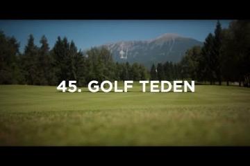 Embedded thumbnail for Rum Diplomatico na golf turnirju Royal Golf Club Bled