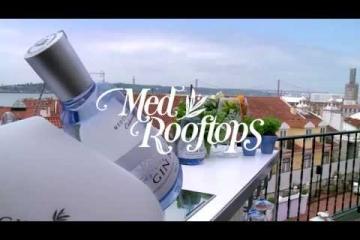 Embedded thumbnail for Gin Mare Med Rooftops - Lizbona