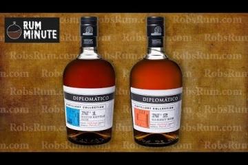 Embedded thumbnail for Rum Diplomatico - predstavitev Distilery Collection rumov Nr. 1 in Nr. 2