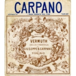 Vermut Carpano Antica Formula